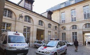 L'enquête a été confiée à la police judiciaire de Versailles (illustration).