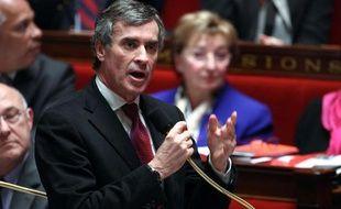 Jérôme Cahuzac, le 5 décembre 2012 à l'Assemblée nationale.
