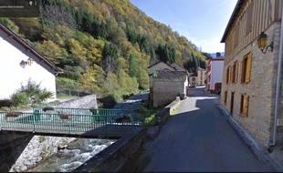 Le petit village de Couflens compte moins de d'une centaine d'habitants.