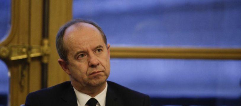 Jean-Jacques Urvoas, ancien ministre de la Justice pendant le quinquennat Hollande.
