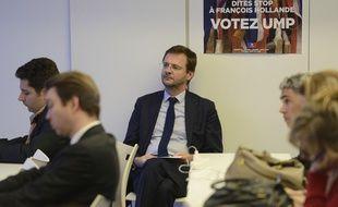 Jérôme Lavrilleux, le 24 mars 2014.