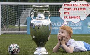Il faut au moins ça pour aller voir des matchs de l'Euro 2021