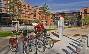Lyon a été la première grande ville de France a s'équiper de vélos en libre-service.