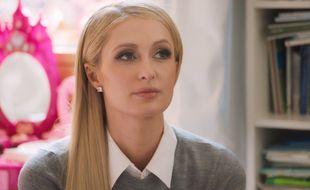 La star de la télé-réalité Paris Hilton