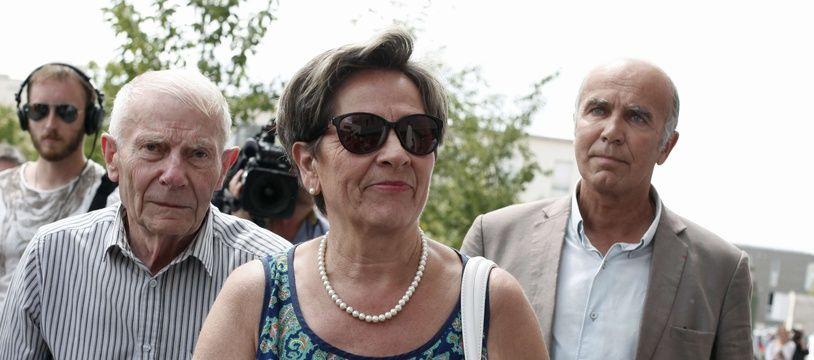 Les parents de Vincent Lambert en 2015
