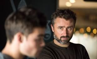 Alexandre Brasseur et Clément Remiens dans « Demain nous appartient ».