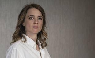 Adèle Haenel le 30 septembre 2019