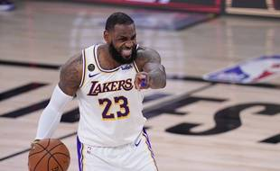 LeBron James est en mission