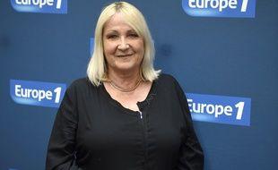 Julie Leclerc, la voix d'Europe 1 depuis vingt ans.