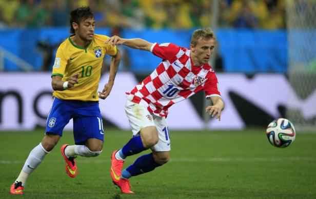 Coupe du monde 2014 le match cameroun croatie revivre - Match d ouverture coupe du monde 2014 ...