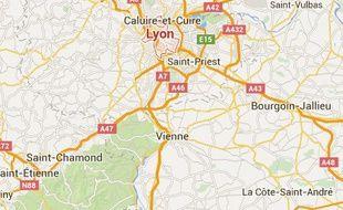 L'A45 est censée relier Lyon à Saint-Etienne dès 2020.