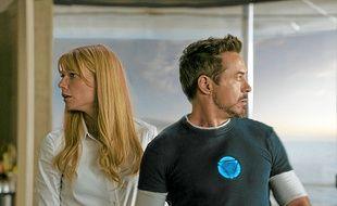 Les personnages de Gwyneth Paltrow et Robert Downey Jr. s'étoffent dans cet opus.