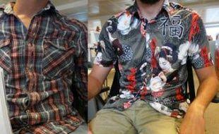 Les vainqueurs du concours 2009 des chemises les plus incroyables de la rédac.