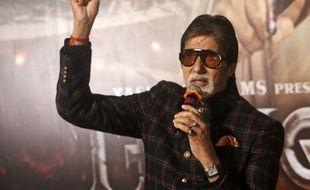 L'acteur Amitabh Bachchan.