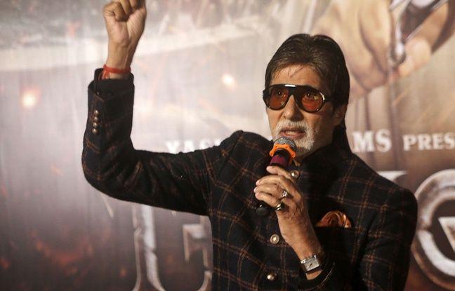 Coronavirus: Testé positif, l'acteur star de Bollywood Amitabh Bachchan, a été hospitalisé