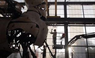 La compagnie La Machine donnera un grand spectacle dans les rues de Toulouse du 1er au 4 novembre 2018 avant l'ouverture de la Halle des mécaniques à Montaudran.