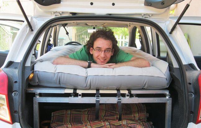 Bedcar, pour dormir dans votre voiture comme à la maison.