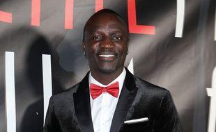Le chanteur Akon