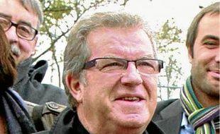 Jean-Pierre Moure, hier.
