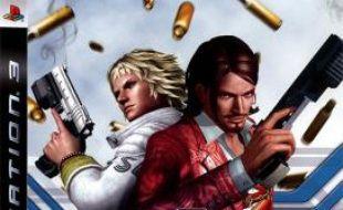 """JAquette de """"Time crisis 4"""" sur PS3"""