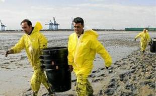 Près de 500 tonnes de fuel s'étaient échappées d'une canalisation rouillée.