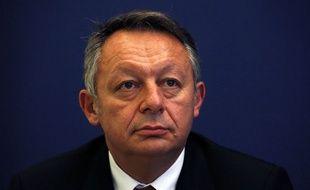 Thierry Braillard, secrétaire d'Etat aux sports et député de la 1ere circonscription a été lâché par le maire de Lyon.