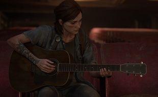 Dans « The Last of Us Part II », Ellie s'accorde une pause guitare entre deux assauts d'infectés