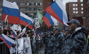 Une nouvelle manifestation a eu lieu à Moscou, samedi 10 août 2019.