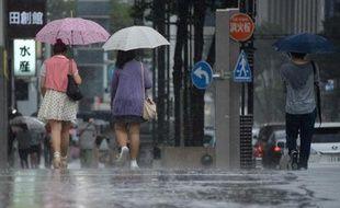 Violentes pluies le 29 juin 2014 à Tokyo