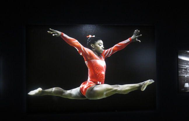La gymnatse Simone Biles avait illuminé les Jeux de Rio