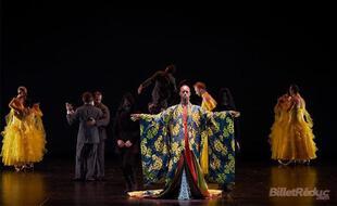 Le Ballet royal de la Nuit au théâtre de Caen