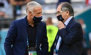 Deschamps et Le Graët ont rendez-vous dans les prochains jours pour évoquer le futur de l'équipe de France.