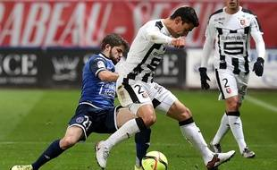 La dernière fois que Benjamin André et le Stade Rennais se sont rendus au Stade de l'Aube (16 janvier 2016), cela s'est soldé par une victoire 2-4.