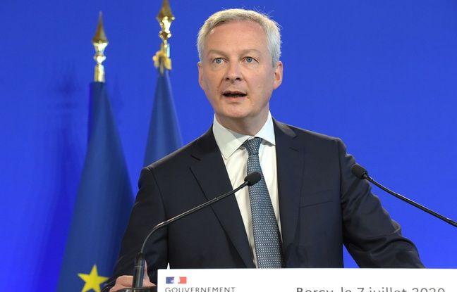 Retraites: La réforme est «absolument indispensable», juge Bruno Le Maire