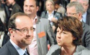 Ries et Bigot sont pour Hollande, Fontanel et Meyer pour Aubry.