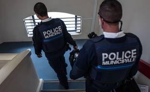 Le kidnappeur a été interpellé par la police municipale. Illustration.