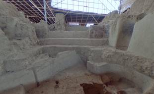 Le site archéologique de Ventarron, au Pérou.