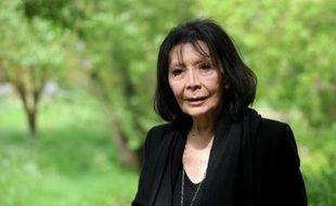 Juliette Gréco le 25 avril 2015 à Bourges