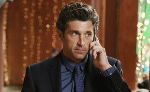 Patrick Dempsey dans la saison 10 de «Grey's Anatomy».