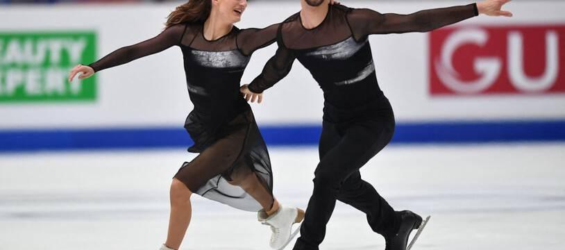 Papadakis et Cizeron visent l'or aux JO d'hiver de Pékin.