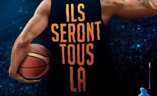 Extrait de l'affiche Eurobasket 2015