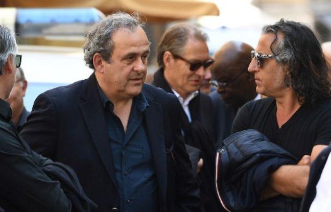 Michel Platini réclame plusieurs millions d'euros d'arriérés de salaire à l'UEFA