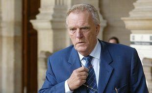 Le baron Empain, le 11 septembre 2003.