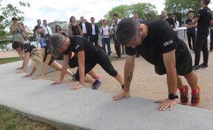 Lyon, le 28 juin 2016 La ville de Lyon lance l'application enform@Lyon afin de développer la pratique sportive et l'activité physique tout en favorisant la découverte du patrimoine. Onze parcours de course et d'urban training sont proposés.