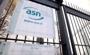 Les locaux de l'ASN, à Paris.