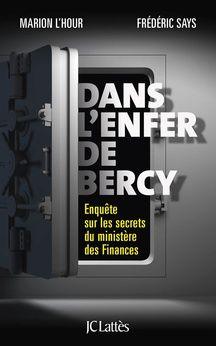 Couverture de l'ouvrage Dans l'enfer de Bercy
