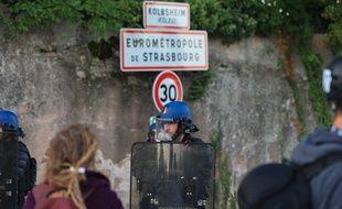 VIDEO. Evacuation d'une ZAD près de Strasbourg: Le tribunal administratif suspend le permis d'aménager du viaduc du GCO à Kolbsheim
