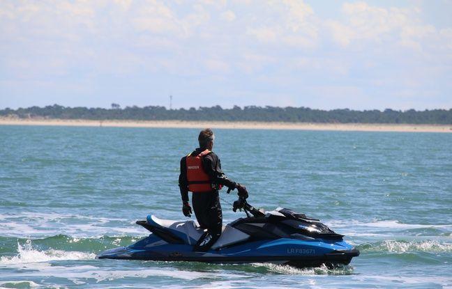Les jet-skis sont particulièrement visés par les contrôles des autorités cet été.