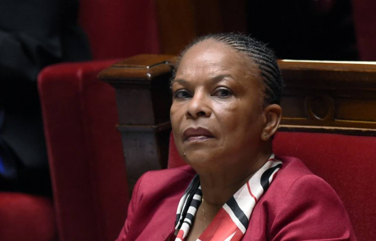 Christiane Taubira.  – LOIC VENANCE / AFP