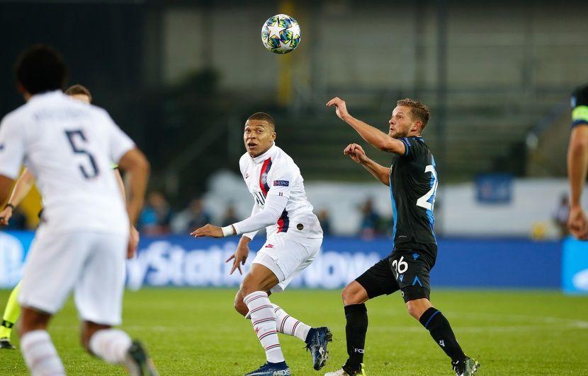 FC Bruges - PSG : Kylian Mbappé s'offre un triplé pour écraser le Club Bruges... Revivez le match en live...